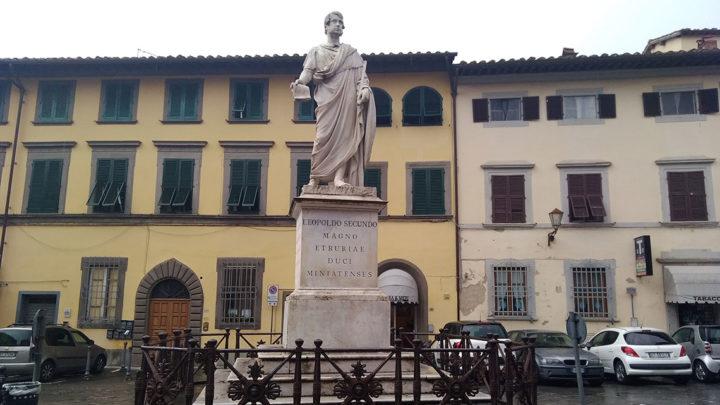 Statua di Leopoldo II – San Miniato